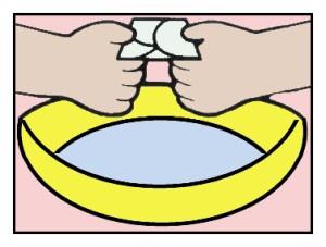 paper-flower-folded-bowl