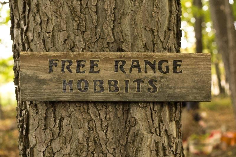 Modern Day Tolkien…